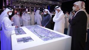 Sabah Al Ahmad Corridor inaugurated by Qatar PM and Kuwait Deputy PM