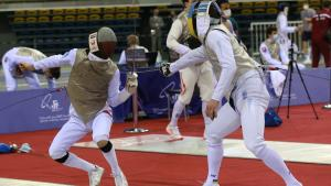 Llavador, Abouelkassem fail to make the cut as most of top-ranked fencers advance on Day 1 of Grand Prix Doha 2021