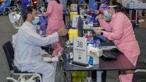 MoPH announces Ramadan working hours at QNCC vaccination center