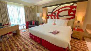 A relaxing staycation at the Radisson Blu Hotel, Doha