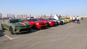 WATCH: Why are there so many supercars in Katara every day?