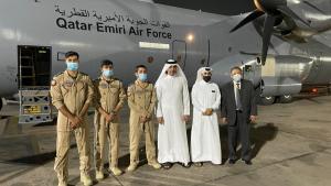 Qatari medical aid arrives in India: MoFA