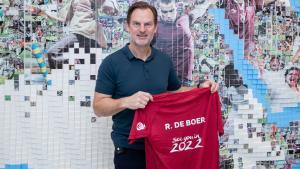 Ronald de Boer announced as a Qatar Legacy Ambassador ahead of FIFA World Cup Qatar 2022