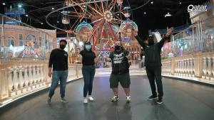 WATCH: QL Adventures heads to Qatar's favorite indoor theme park, Gondolania