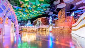 WATCH:Quest, Qatar's largest indoor theme park to open July 1