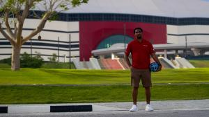I'm hoping for a Cameroon versus Qatar World Cup final in 2022: Samuel Eto'o