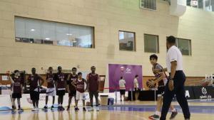 Abdulrahim Abuissa on a passionate mission to nurture Qatar's next generation of basketballers