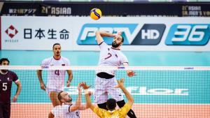 Qatar advance into Asian Volleyball Championship second round after straight-set victory over Bahrain