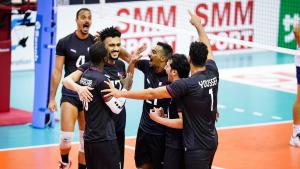 Qatar bounce back from semi-finals miss to stage straight-set win against Korea