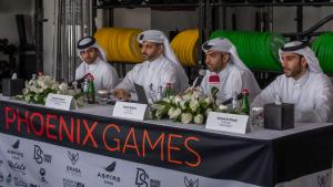 First-ever PHOENIX GAMES fitness competition in Qatar to be held from September 24-26