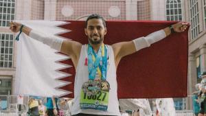 Qatar's Rashid Al-Hajri becomes first GCC athlete to finish six major world marathons