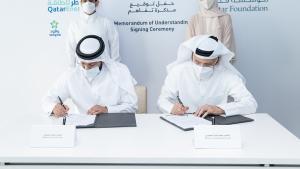 Qatar Energy signs MoU with Qatar Foundation and WOQOD