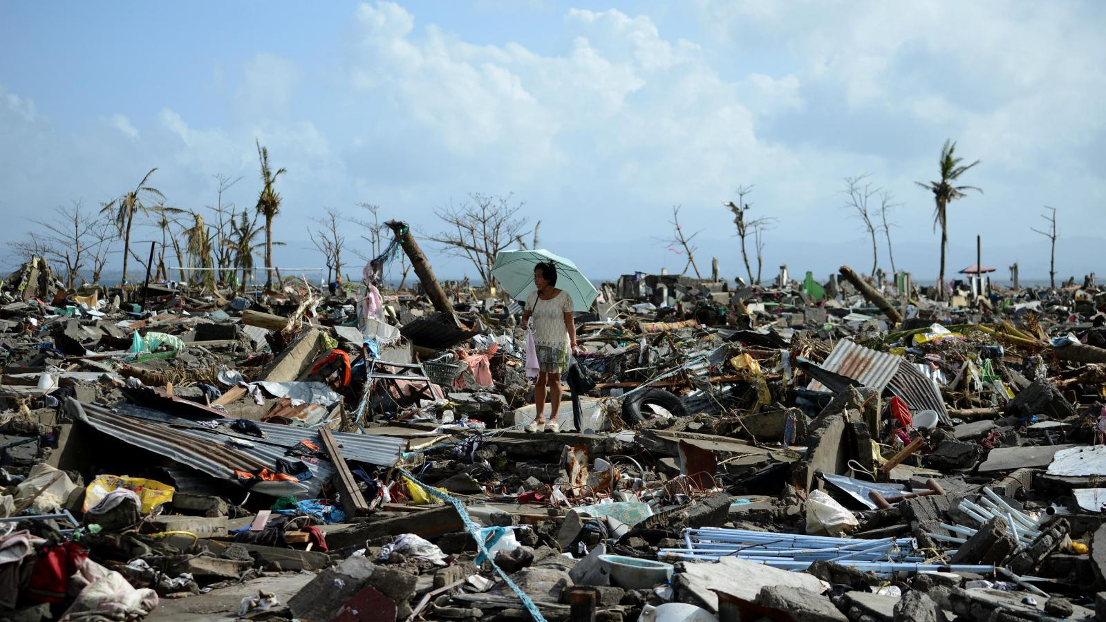 'Qatari Day of Solidarity' for victims in Philippines and Somalia