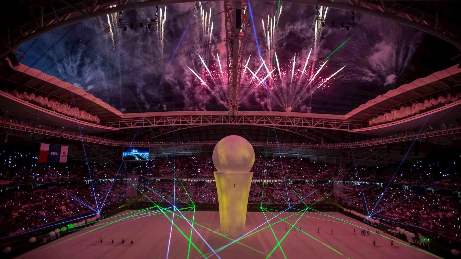 Qatar 2022 World Cup logo to be displayed around the world