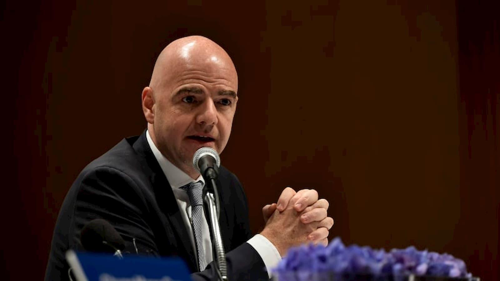 Qatar will host unforgettable 2022 World Cup: FIFA President