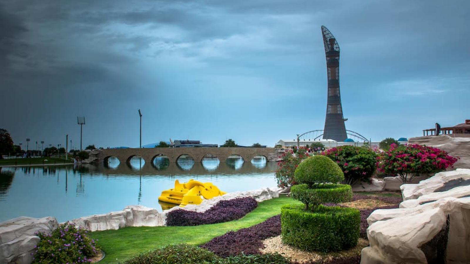 WATCH: Best parks to visit in Qatar this winter