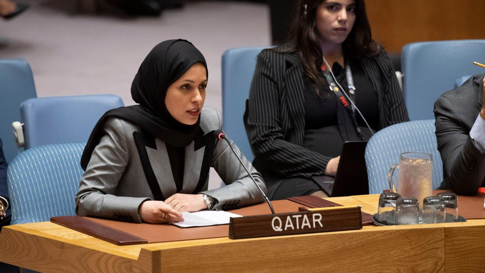 Qatar once again calls for dialogue with blockade countries to resolve crisis