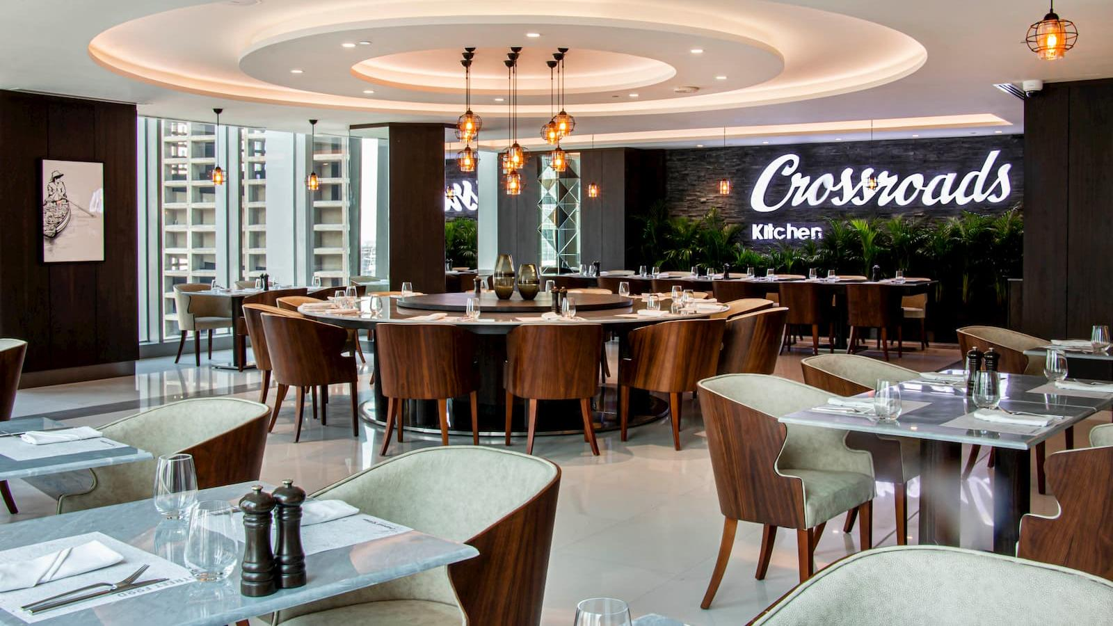 Crossroads Kitchen at Marriott Marquis City Center opens with new 'street food' concept