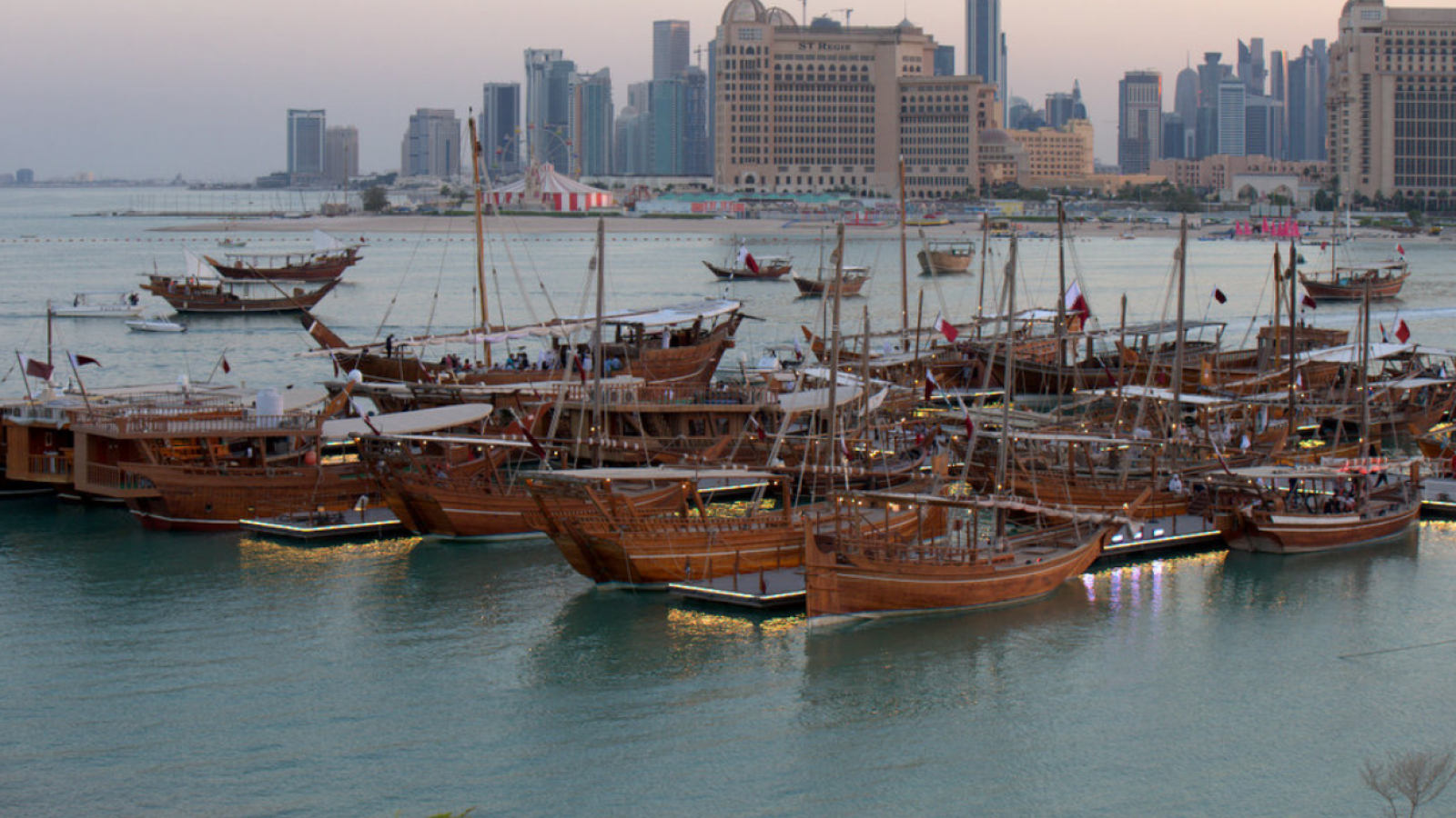 The 9th edition of Katara Traditional Dhow Festival kicks off on December 3