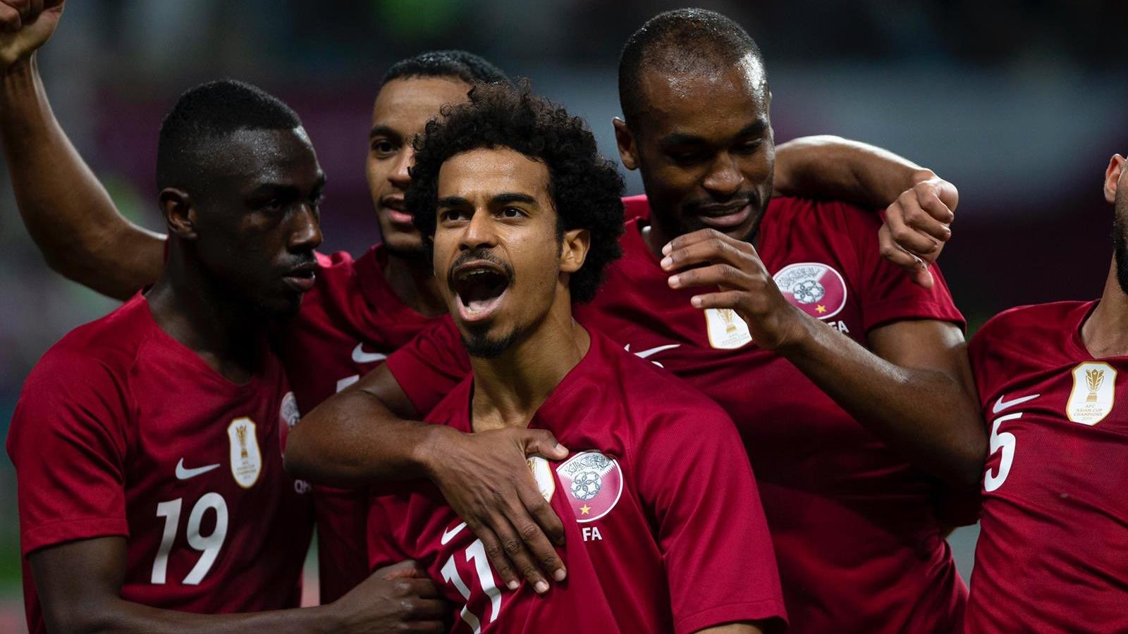 WATCH: Afif shines like a million stars as Qatar pounds UAE 4-2 to earn semis berth
