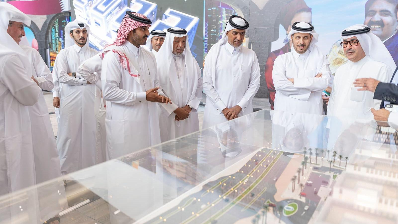 PM inaugurates 2022 building in Aspire Zone