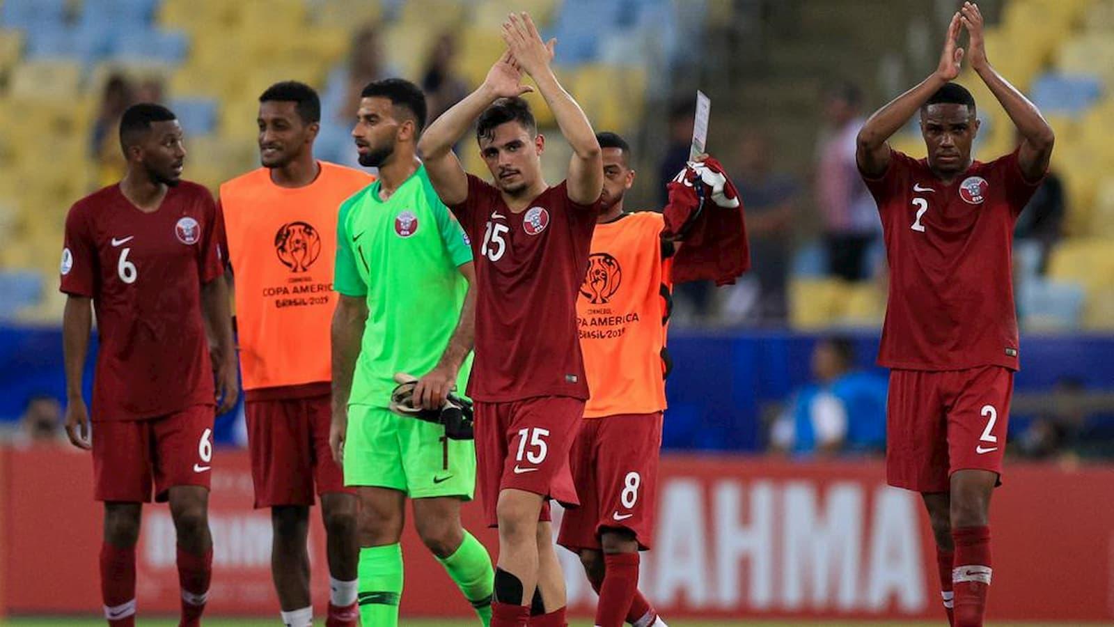 Qatar drawn in Group B at Copa America 2020