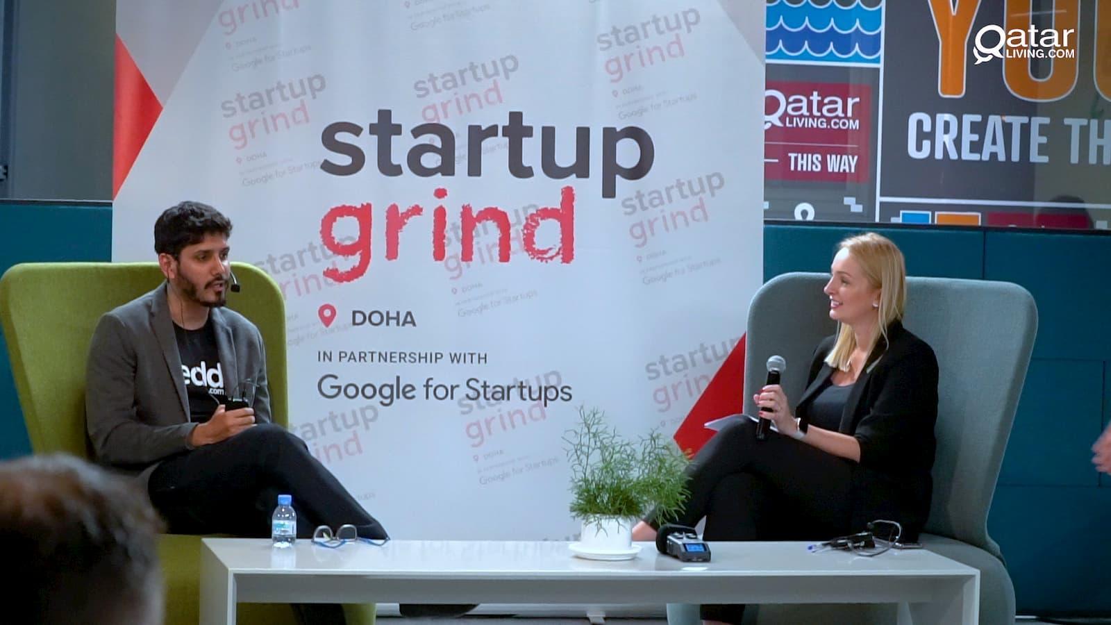 WATCH: Startup Grind Doha
