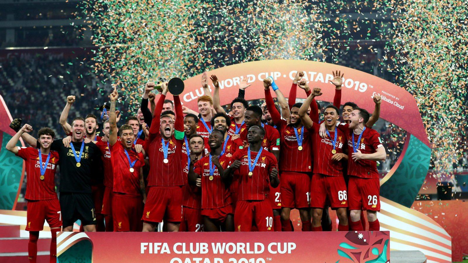 Firmino the hero as Liverpool are crowned FIFA Club World Cup champions in Doha