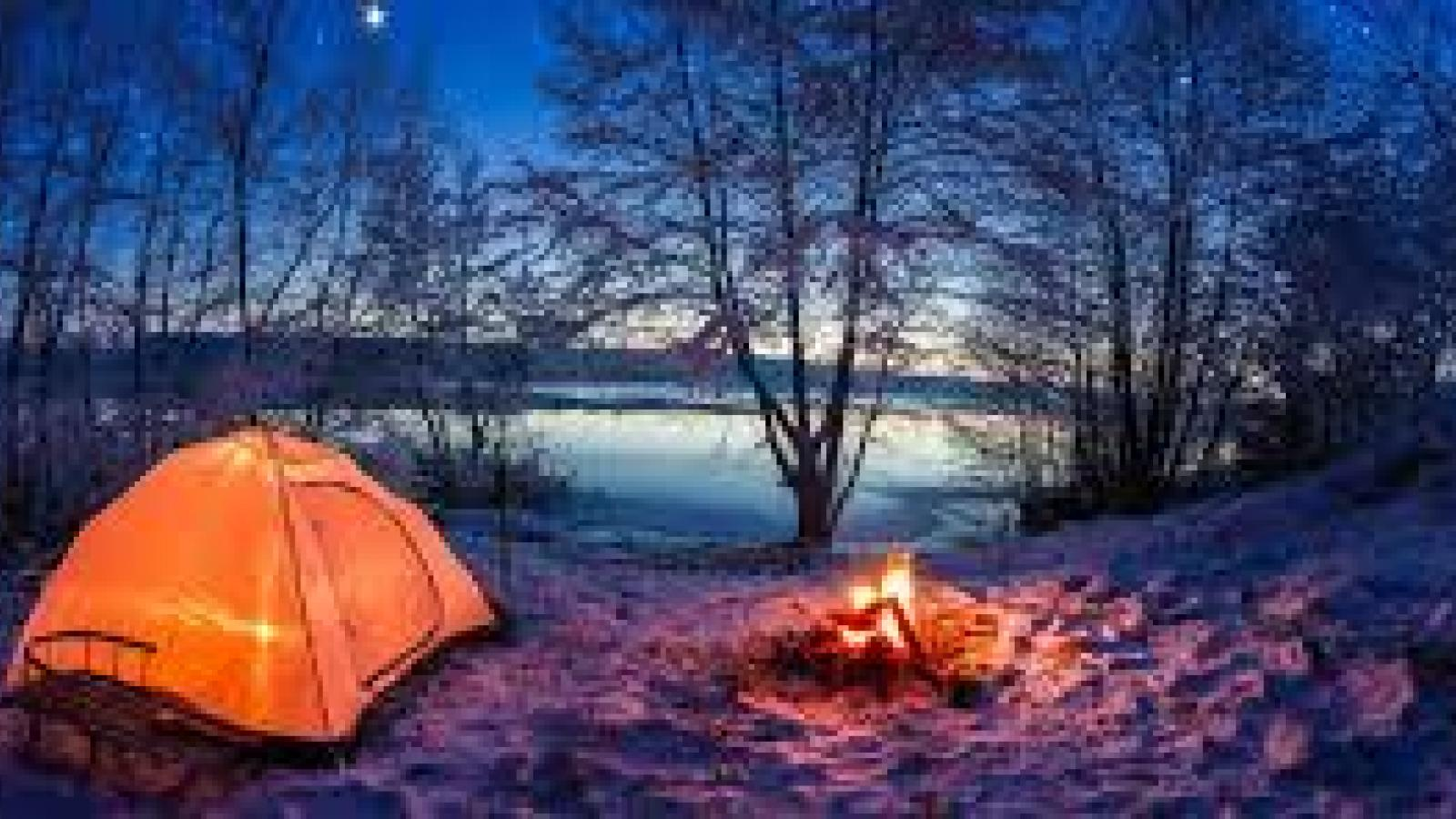 Hiking and Camping Night