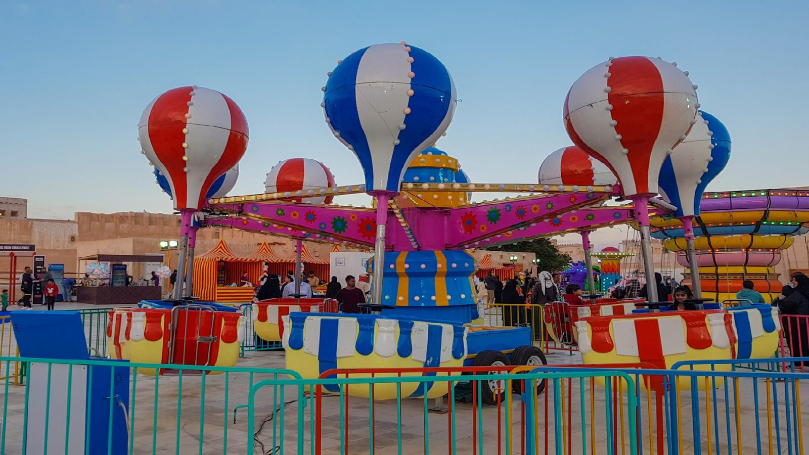 Spring Festival spreads joy at Souq Waqif and Souq Al Wakrah