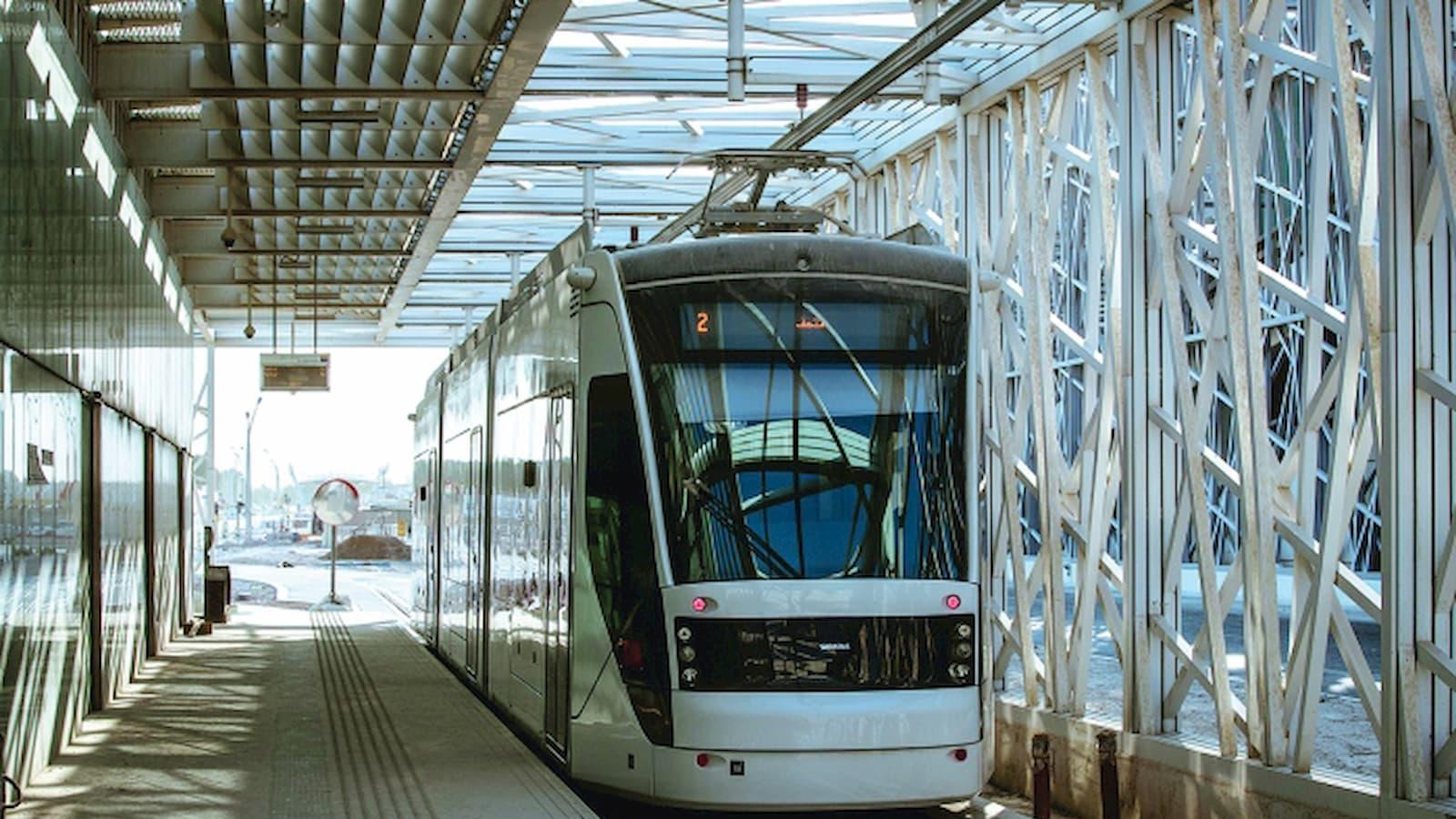 Qatar Foundation launches electric-powered tram in Education City