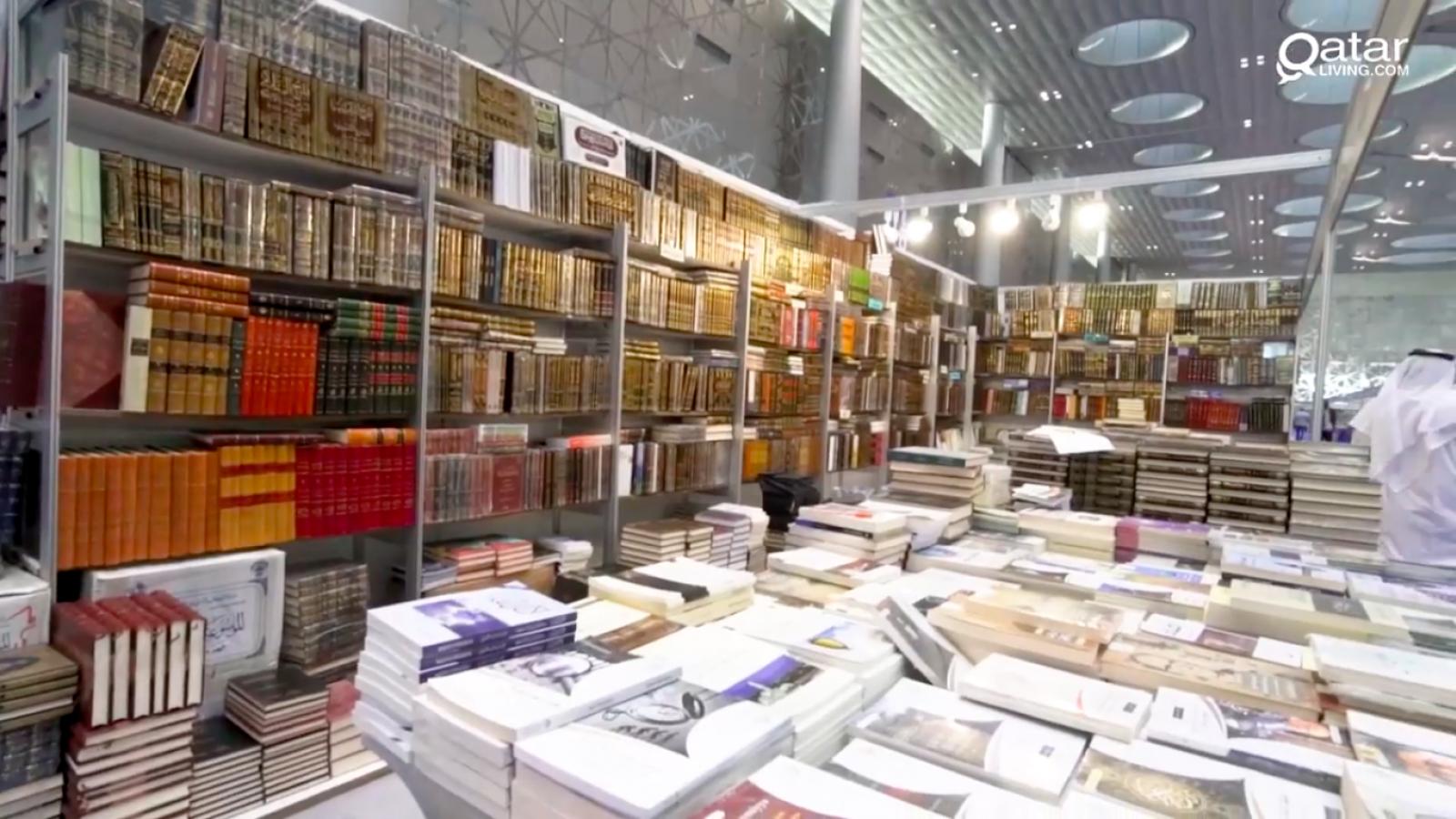 WATCH: Doha International Book Fair 2018