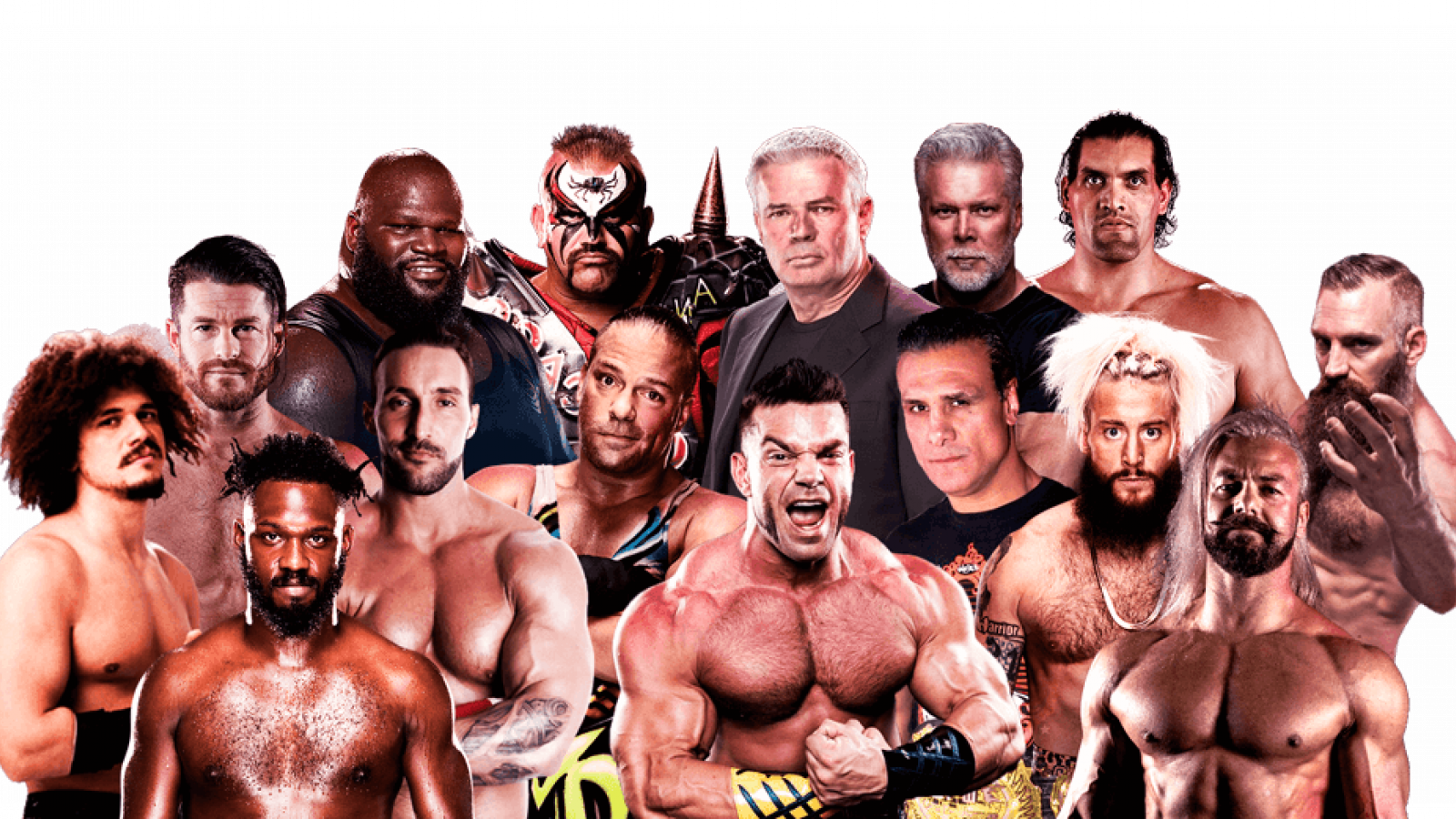 Wrestling legends and superstars are all set to compete at SUPERSLAM in Qatar