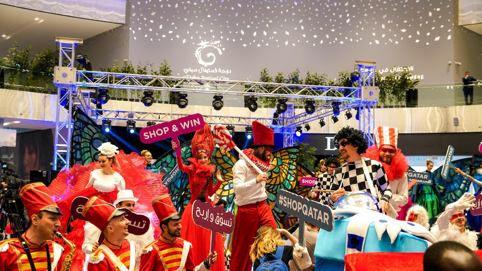 Shop Qatar 2020 edition offers discounts, prizes, fashion and entertainment events