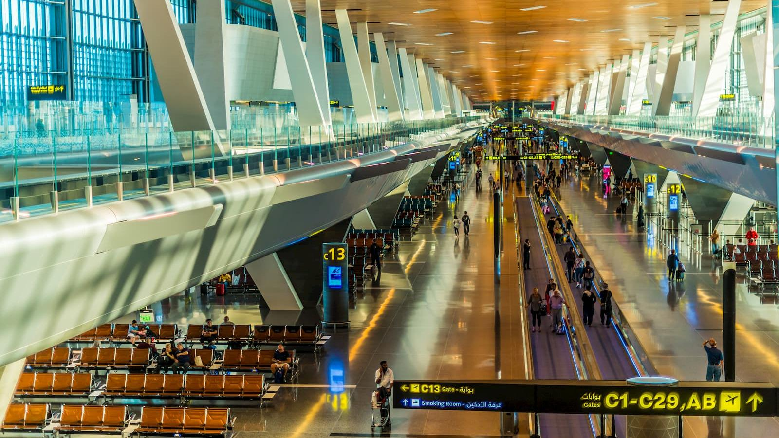 Hamad International Airport sees 12.4 percent increase in passengers in 2019