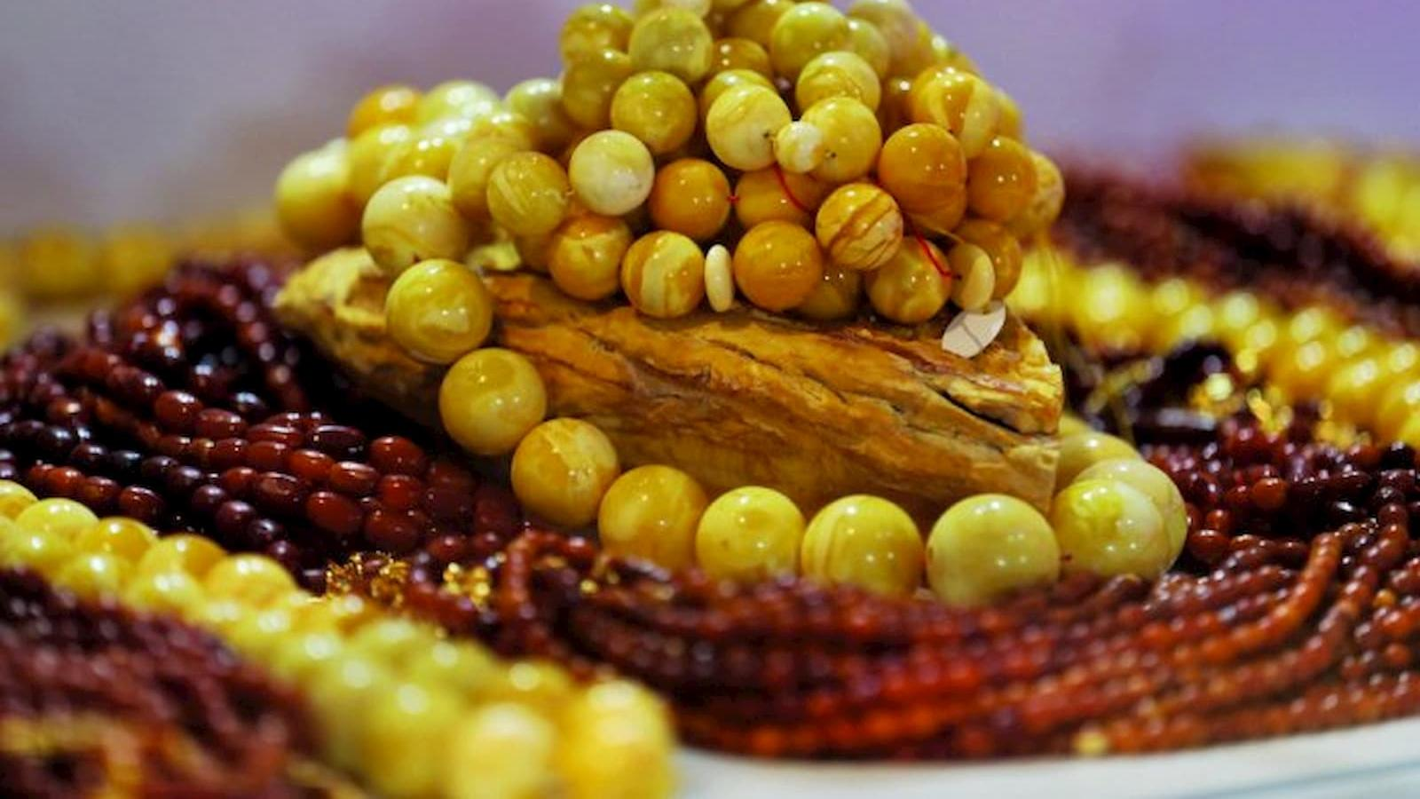 International Amber Exhibition to open tomorrow at Katara