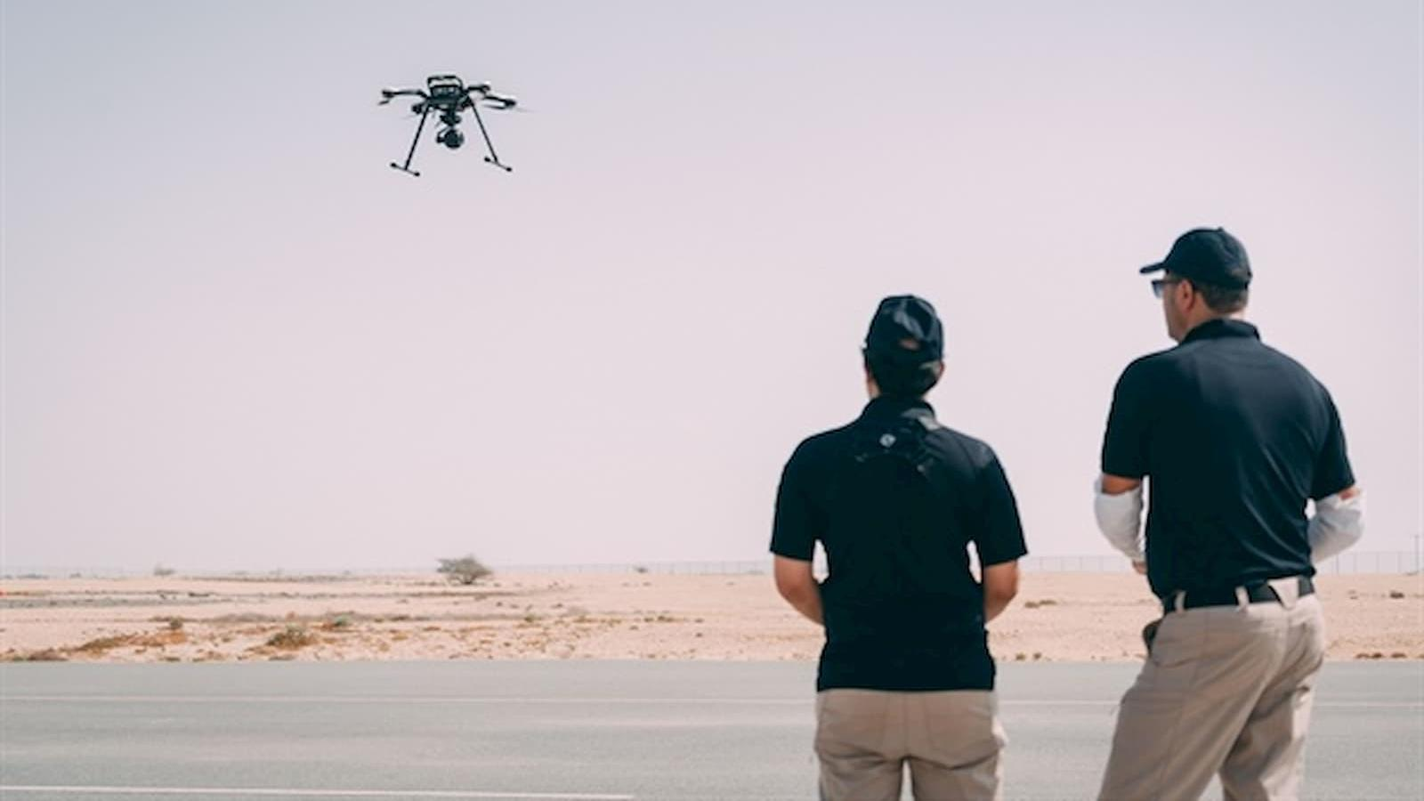 HMC introduces drones to enhance assessment of emergency scenes