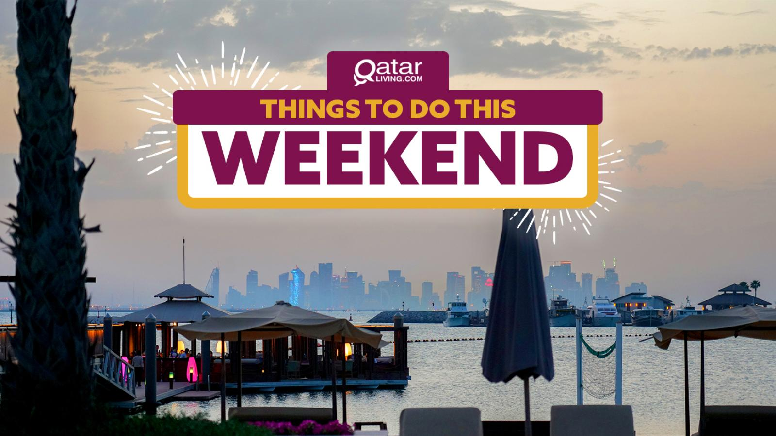 Things to do in Qatar this weekend: January 9-11