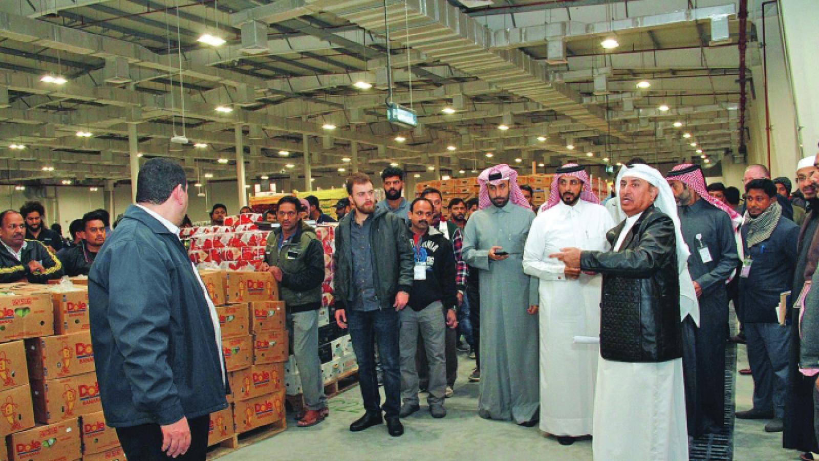New central market opens at Al Sailiya