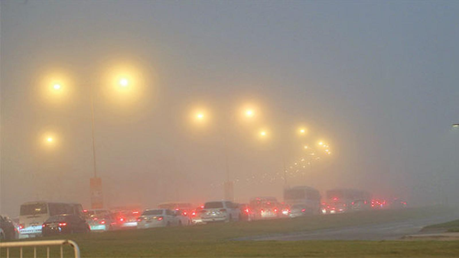 Take care as dust storm hits several parts of Qatar