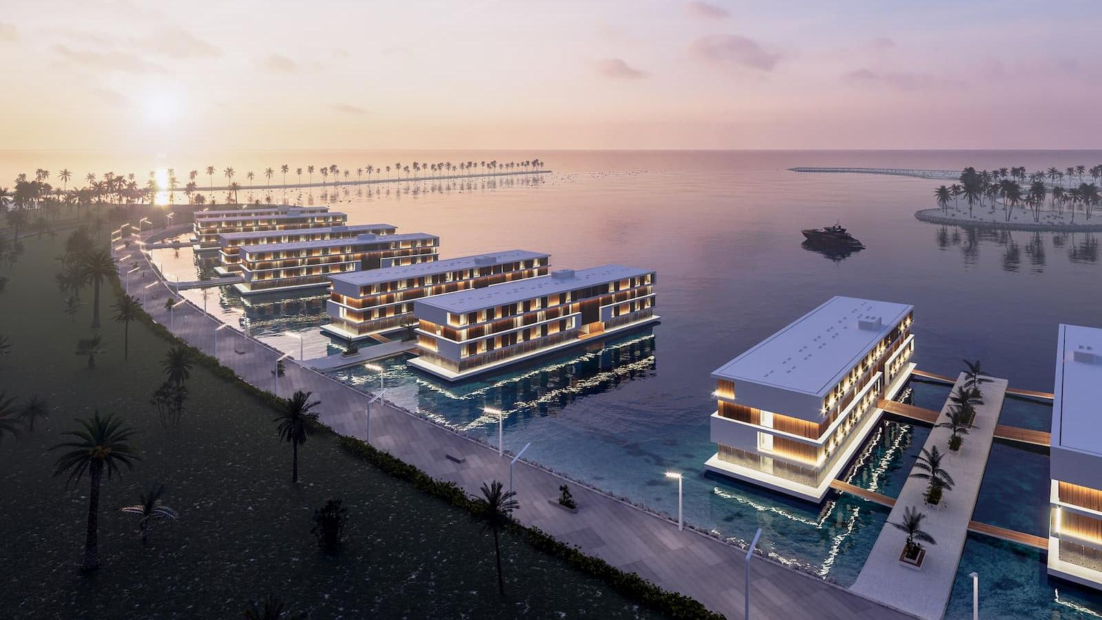 Floating hotels to accommodate 2022 FIFA World Cup fans in Qatar