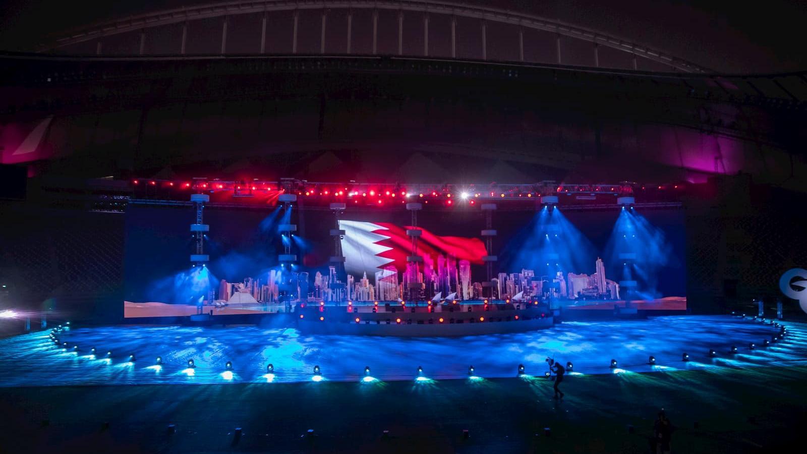 WATCH: Qatar Esports WEGA Global Games launched in style