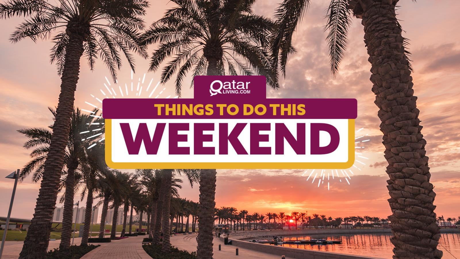 Things to do in Qatar this weekend: January 23-25