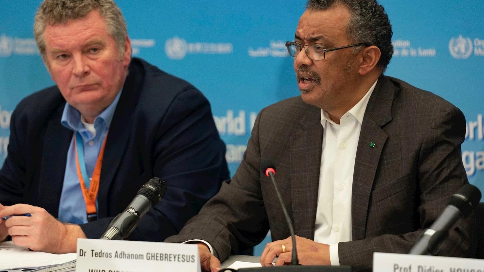 WATCH: WHO declares Coronavirus a global health emergency