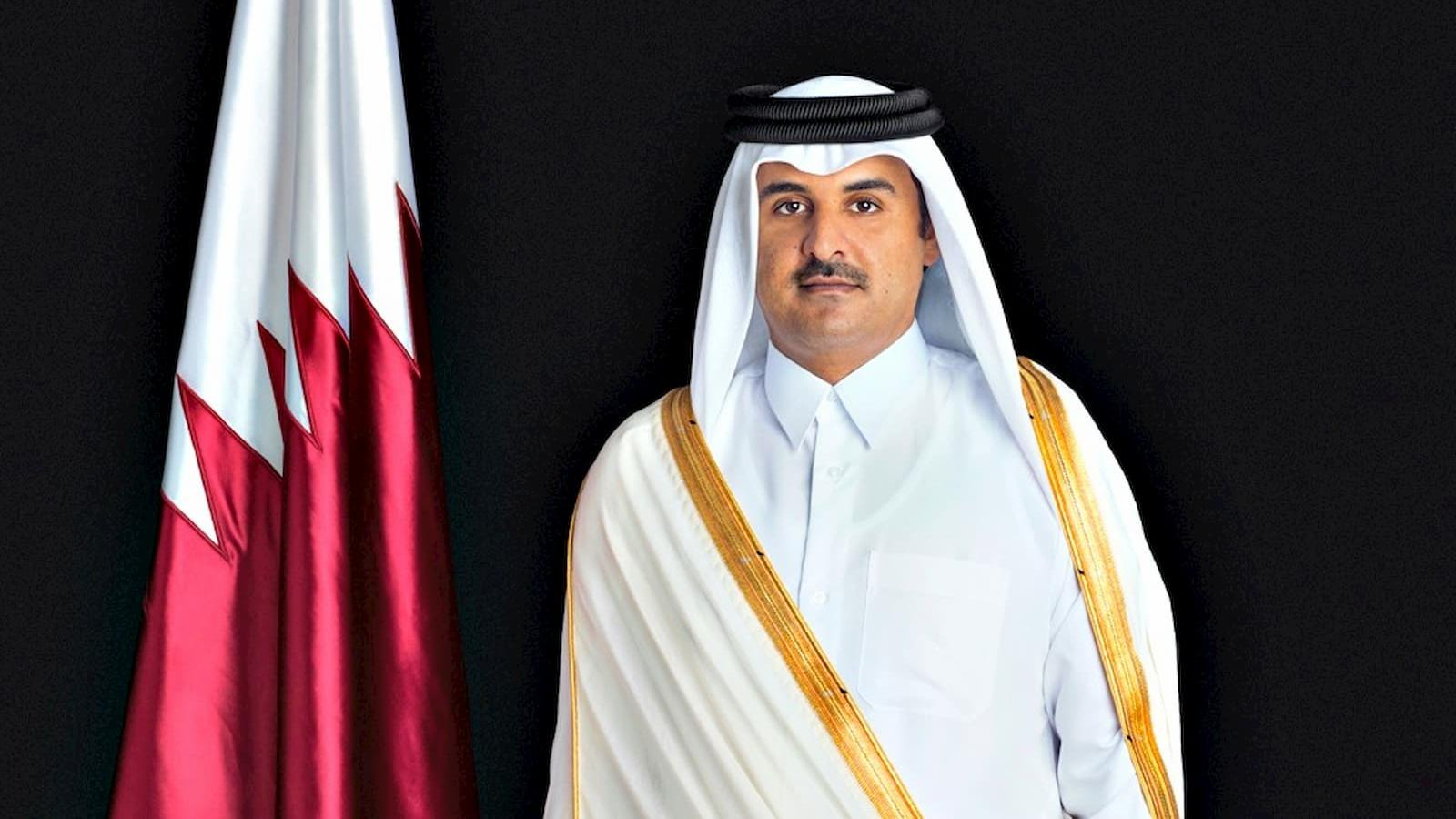 HH the Amir condoles with China's President on coronavirus victims