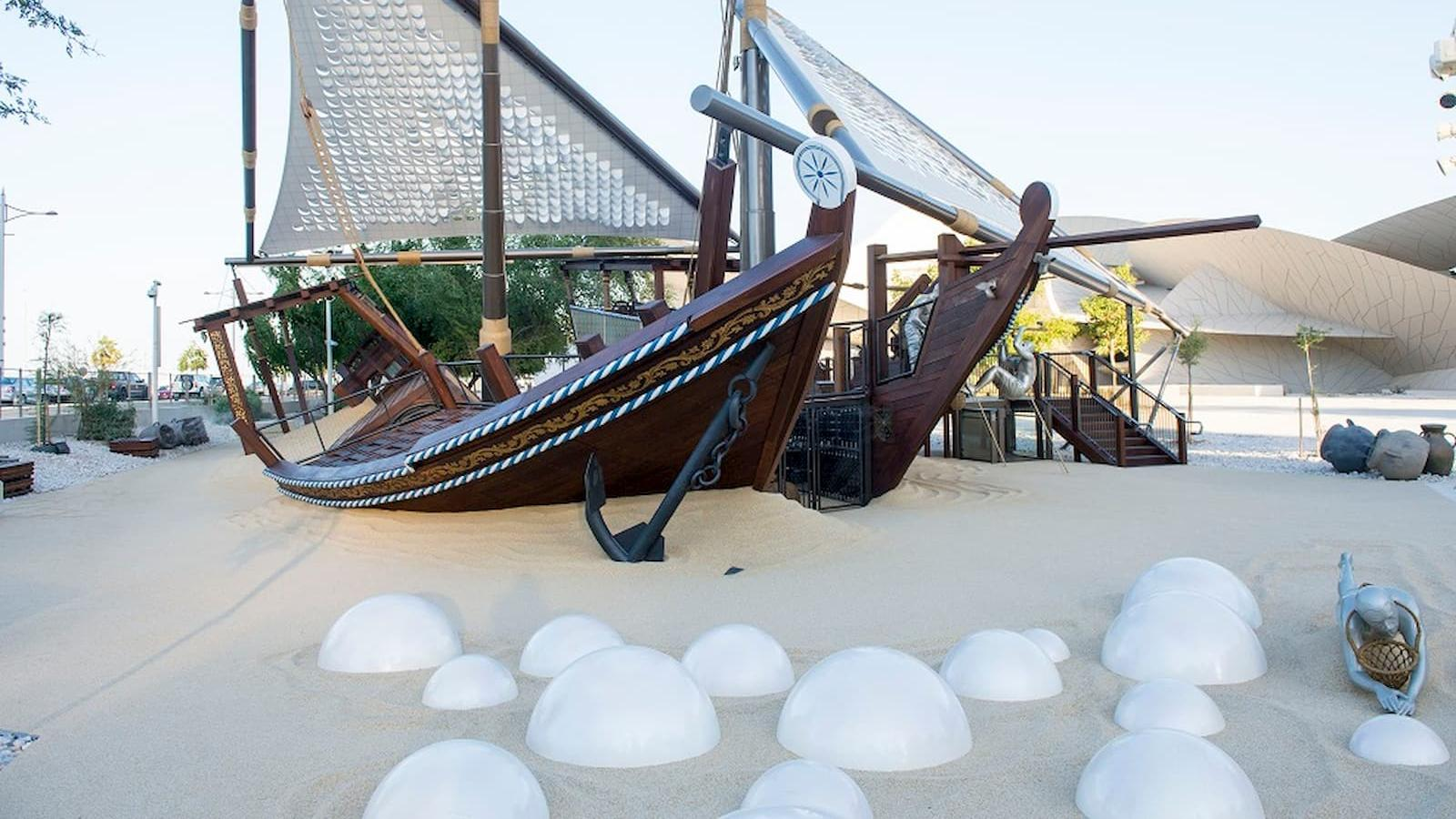 Two new playgrounds to open at NMoQ this Saturday