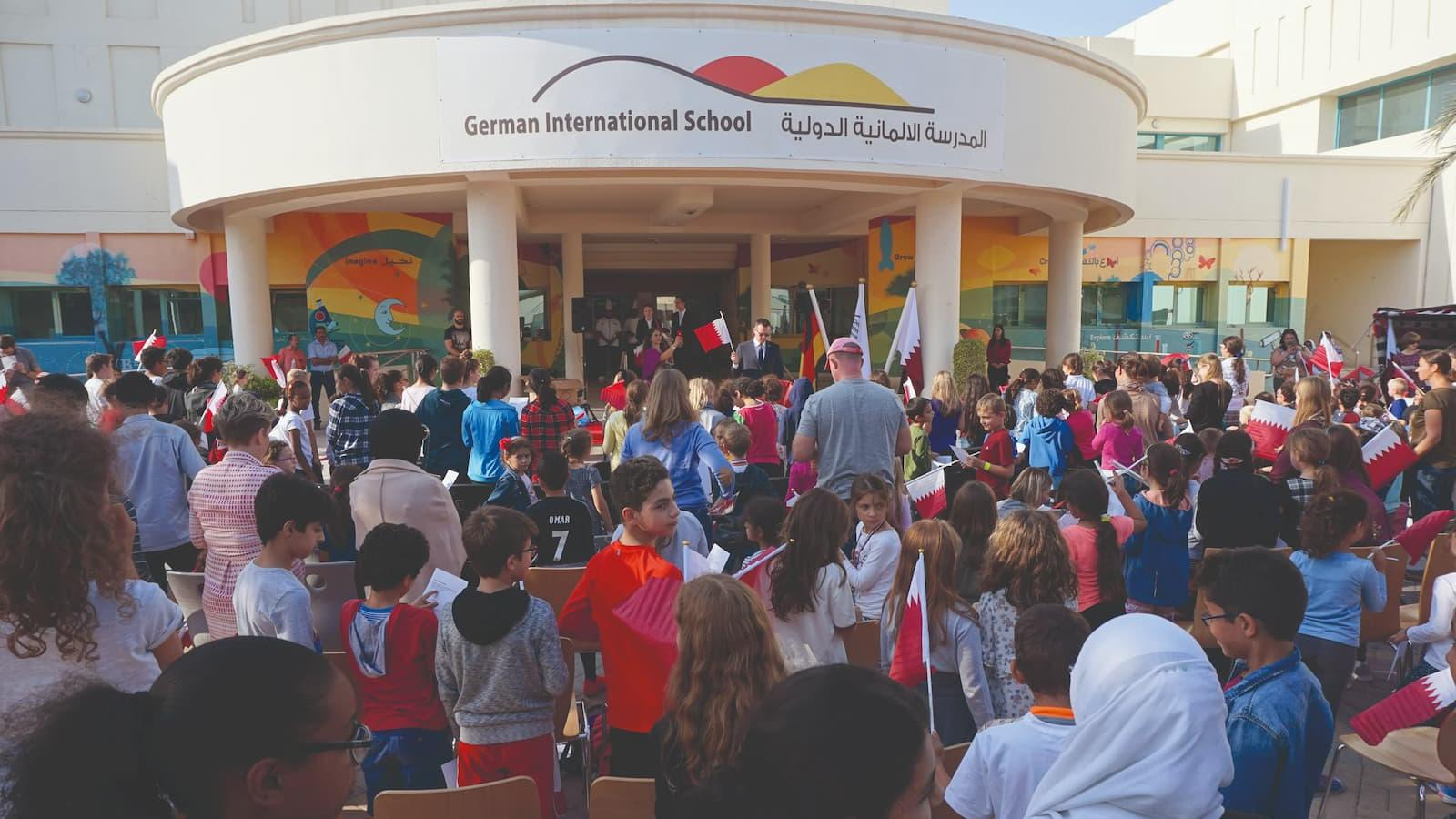 German International School provides holistic, play-based early childhood education