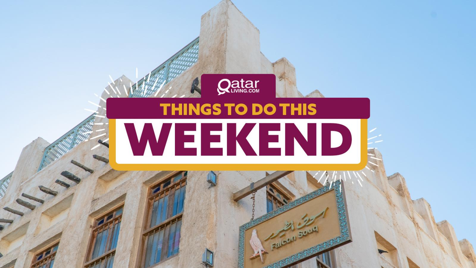 Things to do in Qatar this weekend: February 20-22