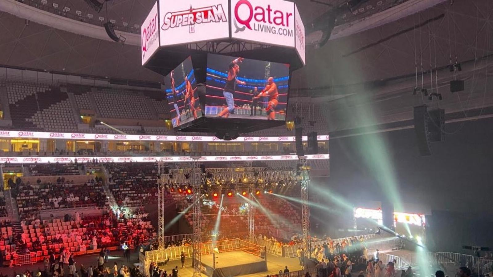 WATCH: QPW Thrills Doha with SuperSlam II show