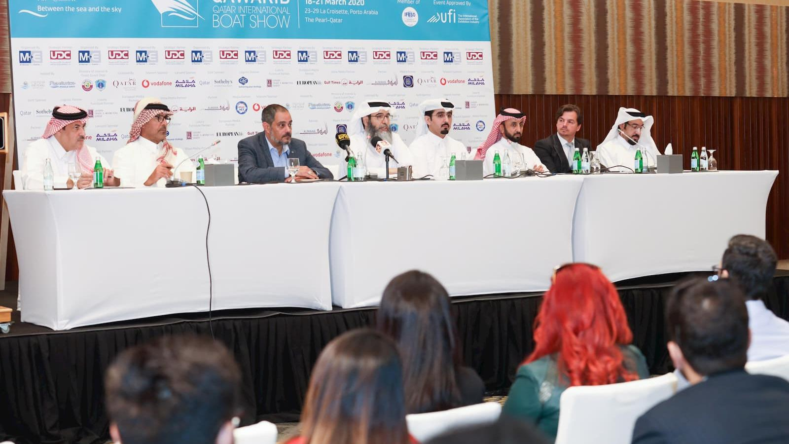 7th Qatar International Boat Show to kick off on March 18